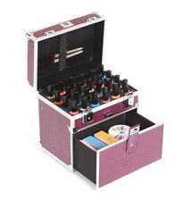 Urbanity BOTTIGLIA SMALTO VERNICE bellezza Cosmetici make Case Box VIOLA