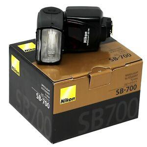 Nikon SB-700 AF Speedlight Flash - 2 year warranty UK NEXT DAY DELIVERY