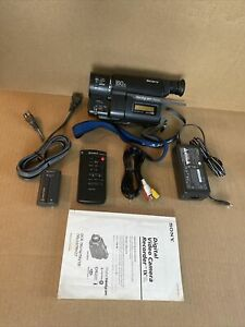 🔥Sony Handycam CCD-TRV16 8mm Video8 Camcorder Player Camera Video Transfer!