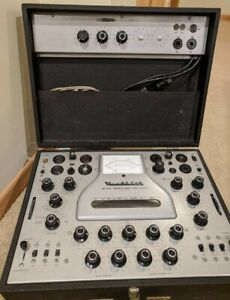 Heathkit Model TT1 / TT-1A vacuum tube tester checker