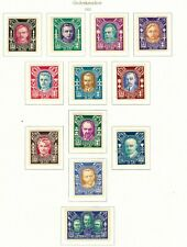 Lithuania #116-119C Complete Set 1922 MH