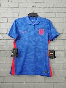 $90 Nike England 2020 Stadium Away Womens Soccer Jersey Size Medium M CD0894-430