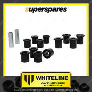 Whiteline Rear Spring kit for FORD COURIER PC PD PE PF PG PH Premium Quality