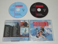 CLIFFHANGER/SOUNDTRACK/TREVOR JONES (Intrada 156) 2xCD Album