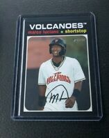 Marco Luciano 2020 Topps Heritage Minors Rookie