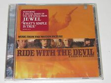 Mychael Danna/Ride with the devil-Music from the Mp (Atlantic 83262-2) CD Album