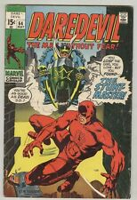 Daredevil #64 May 1970 VG- Stuntmaster