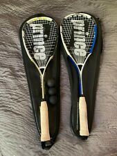 Prince air O bolt & air O lightning squash rackets