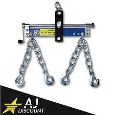 Équilibreur de charge pour grue d'atelier balancier levage chaîne moteur 750 kg