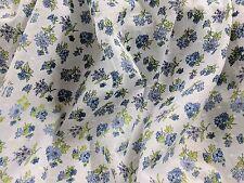 "Swiss Dot SunFlower Print 100% Cotton Raised Woven Dots 54"" Wide Fabric One Yard"