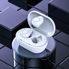Earbuds met touch - Draadloze oordopjes - Bluetooth oortjes - A1 TWS - Wit