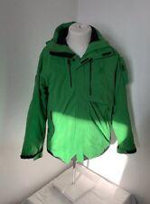 Spyder Skianzug Größe M, Jacke und Hose, schwarz/grün