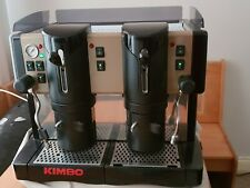 More details for kimbo coffee machine commercial use 23x19x18 capsules self clean hot no plumbing