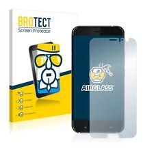 HTC U11 , BROTECT® AirGlass® Premium Glass Screen Protector, Extra-Hard