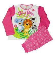 RaRa The Noisy Lion Girls pyjama set age 4-5 years