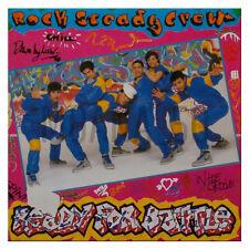 "12"" LP Rock Steady Crew ""Ready For Battle"" Hey You The RSC Uprock She's Fresh"
