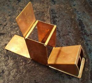 Davenport / Demon Wonder Box - Very Rare Copper vintage 1940's version