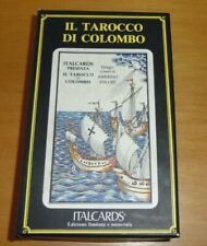 I TAROCCHI DI COLOMBO ITALCARDS 0214/3000 COPIE LIMITED EDITION Amerigo Folchi