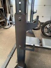 Bench Press Adapters To Fit To Side Of Squat Rack (fits Our Squat Rack See List)