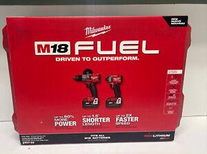 Milwaukee M18 Fuel 2 Tool Combo Kit 2997-22