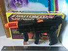 Vintage 1980s CHALLENGER2 MP5 Military SubMachine Gun Flash Sound Recoil Box NEW
