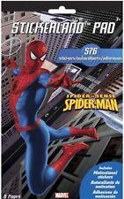 Stickers Stickerland Pad Reward Fun- Marvel Spider Sense Spiderman 576 unit