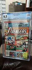 AVENGERS ANNUAL 10 CGC 9.6 WHITE PAGES 1ST. APPEARANCE ROGUE & MADELYNE PRYOR
