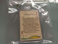 BN Keyring for Golfing Widow