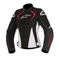 Chaqueta de Moto Alpinestars Stella T-Jaws Wp TALLA: XS Color: Negro /Blanco/