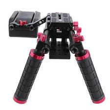 CAMVATE Pro DSLR Shoulder Mount Support Rig Kit Handgrip fr Camcorder Camera