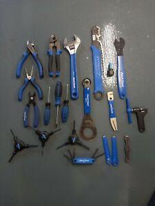 Park tool set