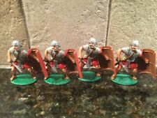 Toy Soldiers 4 Plastic 54mm Romans