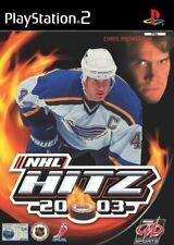 NHL HITZ 2003 (PS2).