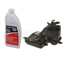 Coolant Antifreeze+Reservoir Level Sensor Radiator Overflow Tank Kit For BMW 7