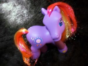 My Little Pony G3  Round 'n Round 2005 Rainbow Wishes Amusement Park Beautiful