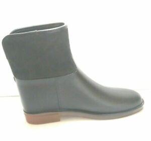 Naot Womens Amy Rain Boots Black Suede Comfort EU 40 US 10 NEW!!!