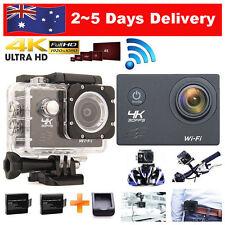 170 Len Waterproof Camera SJ8000 WIFI 1080P HD 4K Sports Action Cam Sony Sensor