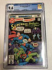 DC Comics Presents (1980) # 27 (CGC 9.6 WP) | 1st App of Mongul