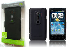 HTC EVO 3D Funda CASE-MATE Barely There Negra