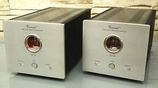 "TUBI-amplificatore ""Vincent sp-t100"" 2 monoblöcke ibrido, Ovp! Power Amplifier"