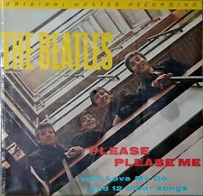 THE BEATLES – PLEASE PLEASE ME - MFSL 1-101 - LP Neu OVP Sealed