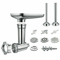 Electric Meat Grinder Metal Meat Grinder Attachment For KitchenAid Stand Mixer