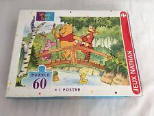 puzzle Winnie the Pooh - Disney - 60 pièces Nathan - 5 ans et +