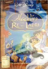 Aladdin e il Re dei ladri (1995) DVD Sigillato Disney