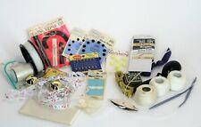 Vintage Sewing Supplies Grab Bag