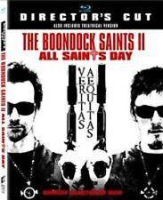 BOONDOCK SAINTS 2 : ALL SAINTS DAY directors cut - Blu Ray - Sealed Region free
