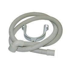 Tuyau flexible de sortie 1,8m 19/30mmØ avec Cravate ORIGINAL Indesit Ariston