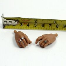 1/6 Scale TA09-06 Male Hand Types with Ring Fingers For 12''Figures
