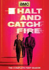 Halt and Catch Fire DVD New DVD! Ships Fast!