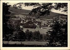 BAD FLINSBERG Świeradów-Zdrój Schlesien Isergebirge AK ca. 40er Jahre ungelaufen